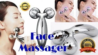 How To Use Face Massager | How…