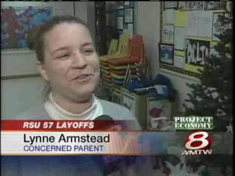 Parents Upset About RSU 57 Layoffs