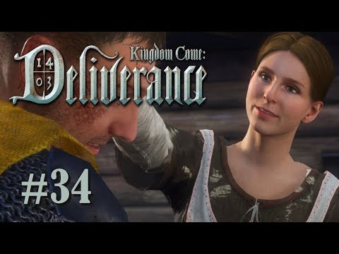 Kingdom Come: Deliverance #34: Wir sind Theresa's Held [Let's Play][Gameplay][German][Deutsch