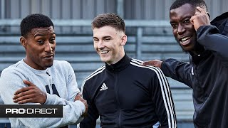 YUNG FILLY & HARRY PINERO ft. KIERAN TIERNEY | PAVEMENT TO PITCH