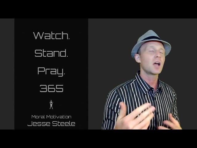 Watch. Stand. Pray. 365
