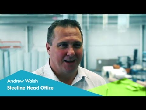 Steeline CEO talks about the benefits of being part of the group