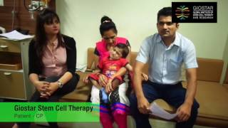 Stem Cell Therapy For Cerebral Palsy - GIOSTAR Patient Testimonial
