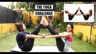 CHALLENGE: The Yoga Challenge