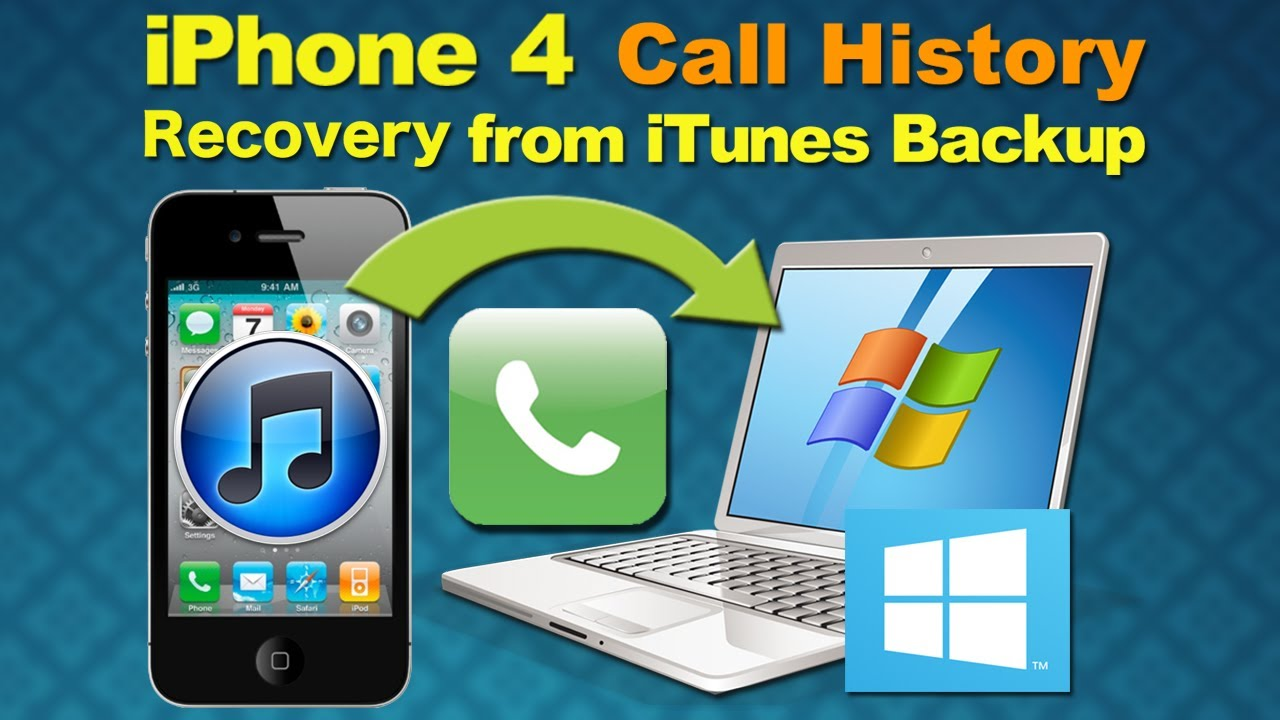 iphone call history retrieve deleted history how to recover deleted call log 3372