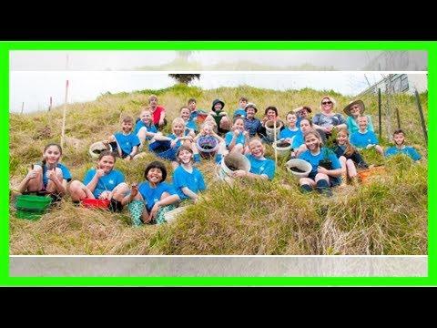 Students dig deep to help the earth | nz catholic newspaper