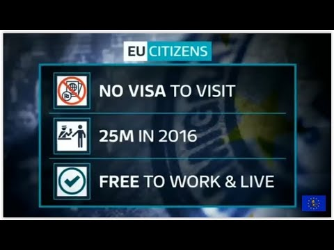 Brexit fallout: UK intends to allow visa free travel for EU citizens