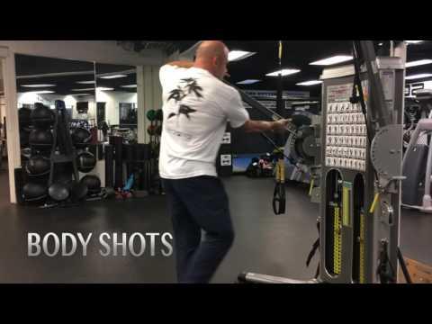 Bas Rutten Receptra Naturals Workout Routine Extended
