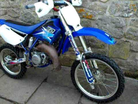 Yamaha YZ 85 2004 - YouTube
