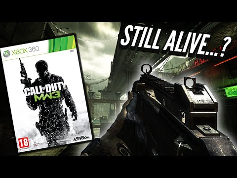 A Visit Back To Modern Warfare 3 On Xbox...?