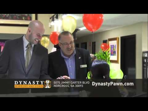 Dynasty Jewelry and Loan's New Commercial!