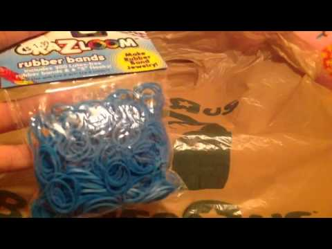 Toys R Us Haul | Loom Bands!