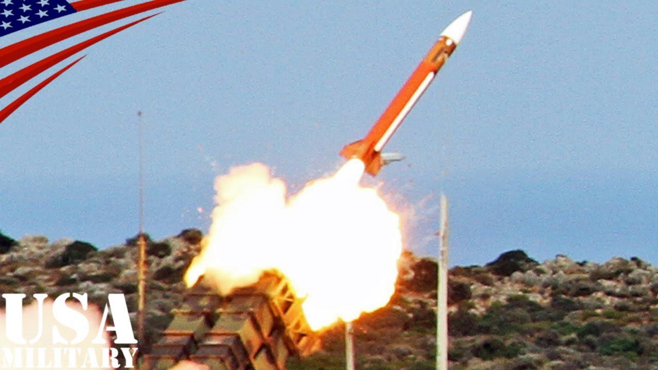 パトリオット地対空ミサイル発射訓練(米陸軍&独空軍) - MIM-104 ...