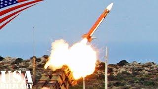 パトリオット地対空ミサイル発射訓練(米陸軍&独空軍) - MIM-104 Patriot Missile Live Fire (US Army & Luftwaffe)