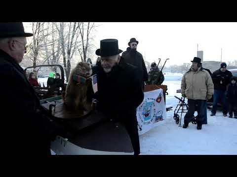 Groundhog Day prognostication in Pennsylvania Dutch