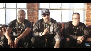 "Xzibit, B-Real & Demrick Discuss Bringing Brutal Lyricism To Serial Killers' ""Day Of The Dead"""