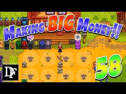 Let's Make Some BIG Money! - Stardew Valley Completionist 58