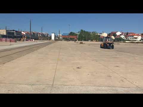 Terminal rodoferroviário da Guarda