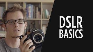 DSLR alapok - Mátétól