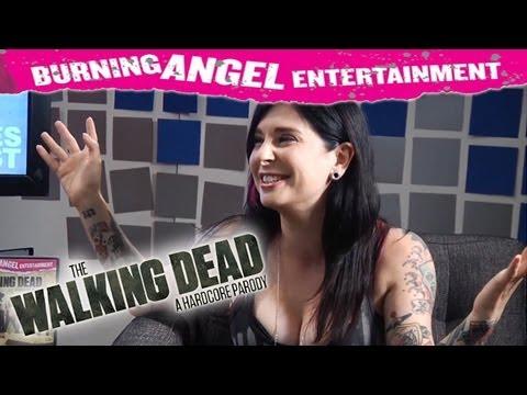 the walking dead a hardcore parody