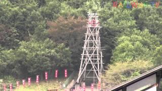 【2012/10/14】武蔵武将畠山重忠鎌倉時代龍勢絵巻