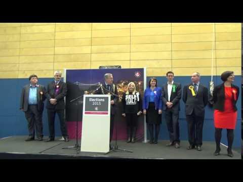 Bristol West - General Election Declaration
