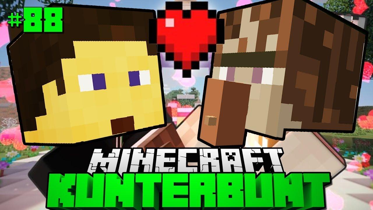 minecraft kunterbunt