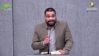 """2 Pedro 3.1-13 """"A segunda vinda de Jesus: O Dia de Deus"""" Állan Santiago 21-03-2021"""