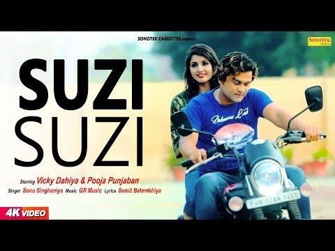 Suzi Suzi | Vicky Dahiya, Pooja Punjaban | Sonu Singhaniya | Gr Music | New Haryanvi Song 2018