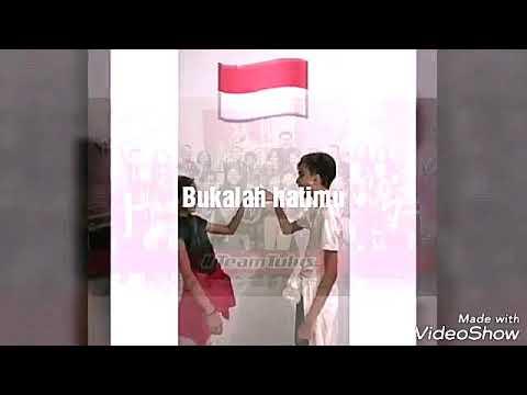 Anak Indonesia - Christopher Edgar The Voice Kids Indonesia 2016 [Lyric Video]