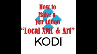 This video shows you basics of setting up your jen to be local. Mea...