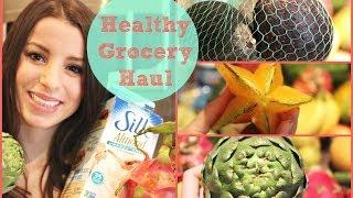 Healthy Spring Grocery Haul! Organic & Glutenfree