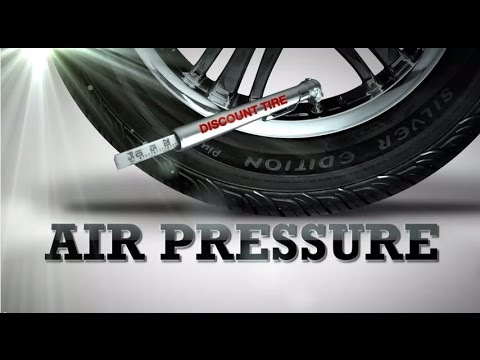 Tire Air Pressure How To Check Set And Maintain It Discount