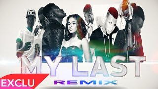Slim Marion - My Last RMX (Ft. Locko, Mimie,Prosby,Fluri Boyz,Djibril Angel,D H P) [Lyric Video]