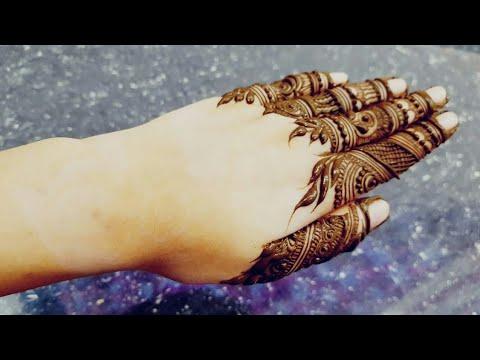 Ramazan special mehndi design #3 -2018 | heena vahid