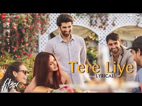 Tere Liye Lyrical Video   Fitoor   Amit Trivedi   Aditya Roy Kapur & Katrina Kaif