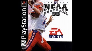 NCAA Football 98 (PlayStation)