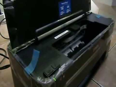 Epson T13 Upgrade Tanpa Chip (demo video)