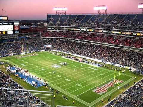 2008 Music City Bowl  Nashville, TN