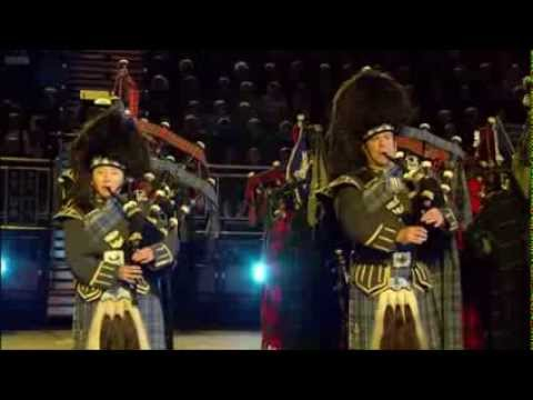 Royal Edinburgh Military Tattoo 2016 Highlights