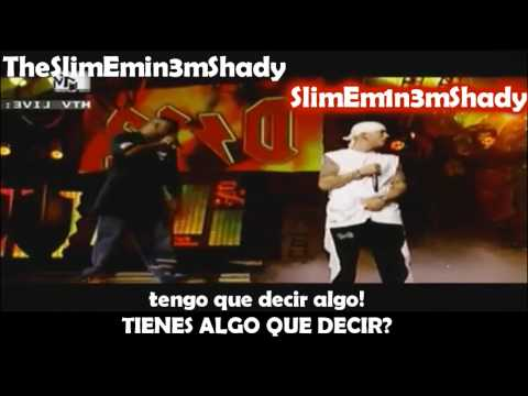 D12 My Band Subtitulado Español MTV Movie Awards 2004 HD