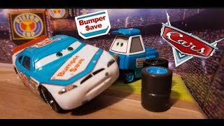 Disney Cars 2015 Ponchy Wipout