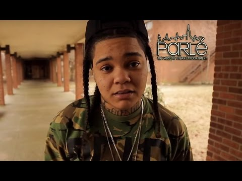 Young M.A Performs Ooouuu