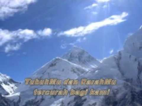 TUBUHMU DAN DARAHMU - BOANERGES w/lyrics