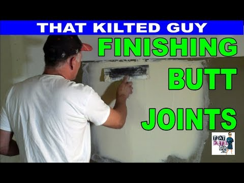 how-to-mud-&-coat-a-drywall-butt-joint,-(4'-seam)-and-why-you-have-to-coat-it-wide