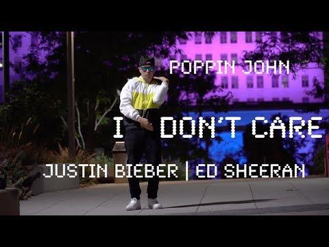 POPPIN JOHN | I DON'T CARE | JUSTIN BIEBER | ED SHEERAN