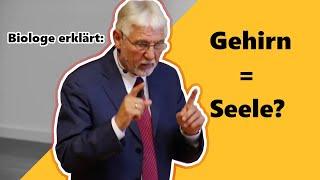 Gerhard Roth: Wie das Gehirn die Seele macht