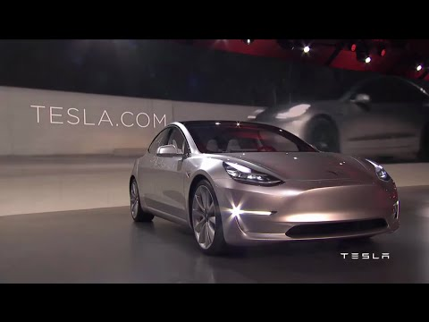 [HD] Elon Musk and the Tesla Model 3 Unveiling (FULL EVENT)