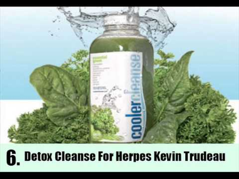Top 9 Natural Cures For Herpes Kevin Trudeau