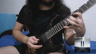 Jeff Loomis - Azure Haze - Guitar cover by Joel Poggi